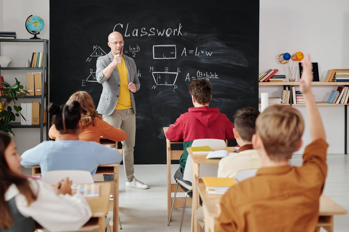 Professional teaching is the best way for kids to learn