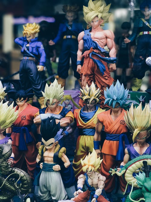 Free stock photo of collection, collector, Dragon ball