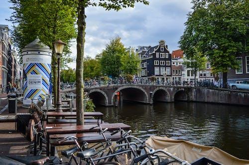 Foto profissional grátis de Amsterdã, Amsterdam, antigo