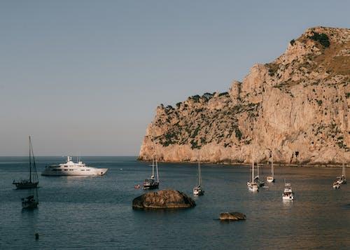 スペイン, パルマ, ベイ, ボートの無料の写真素材