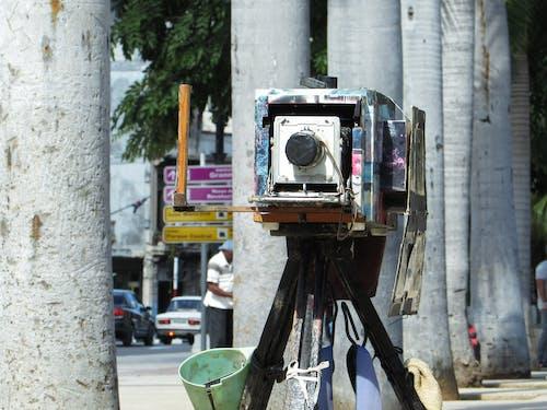 Free stock photo of classic camera, havana, old