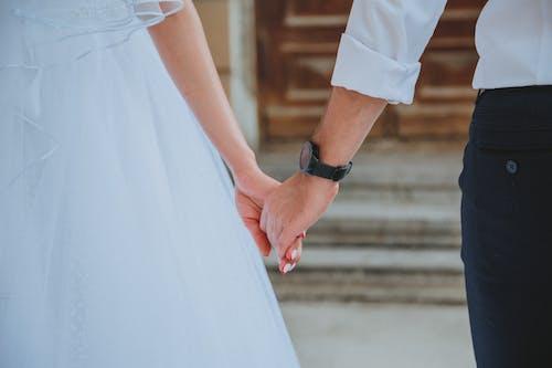 คลังภาพถ่ายฟรี ของ faceless, การหมั้น, การแต่งงาน