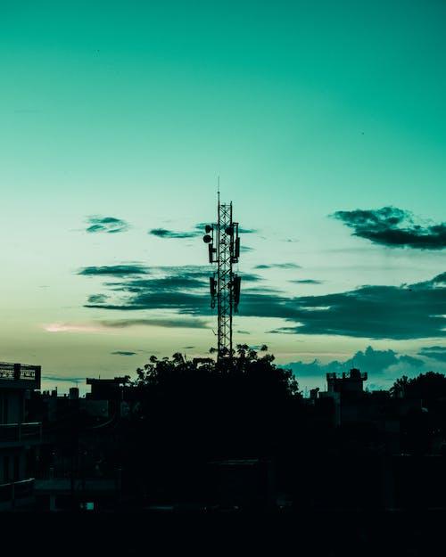 Free stock photo of Beautiful sunset, cloud, cloudy