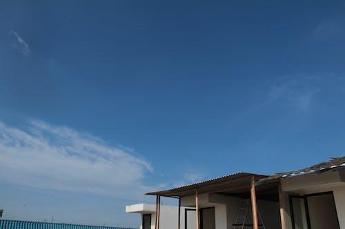 Photos gratuites de ciel bleu