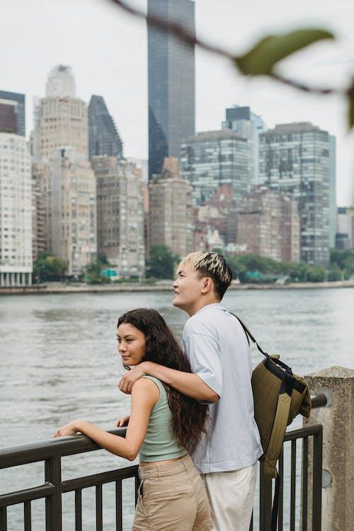 Ảnh lưu trữ miễn phí về bạn gái, ban ngày, bạn trai, cảnh quan thành phố