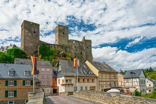 Fotos de stock gratuitas de arquitectura histórica, castillo, castillo viejo, centro historico