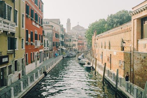 Fotobanka sbezplatnými fotkami na tému Benátky, betónová konštrukcia, cestovať