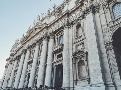 Gratis arkivbilde med arkitektur, basilika, bygning