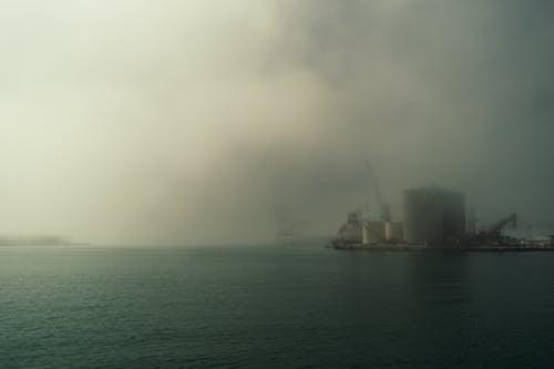有霧, 有霧的景觀, 灰色 的 免費圖庫相片