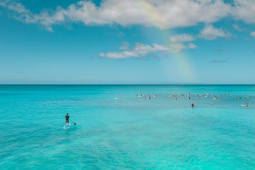 Fotos de stock gratuitas de agua, cielos azules, deporte acuático