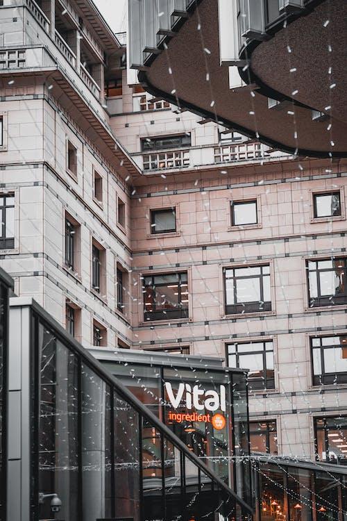 Бесплатное стоковое фото с витрина, город, здание