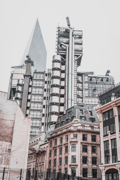 Бесплатное стоковое фото с архитектура, башня, бизнес