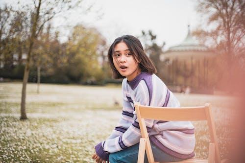 Бесплатное стоковое фото с Азиатская девушка, азиатский, девочка