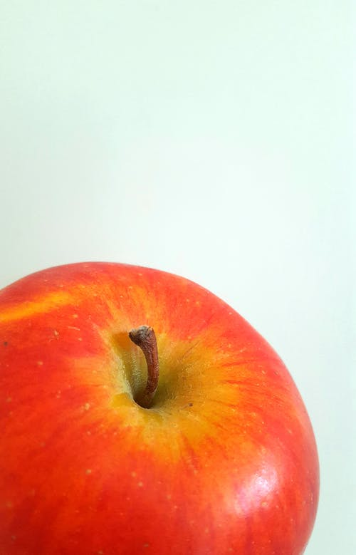 Free stock photo of apple, close-up, closeup