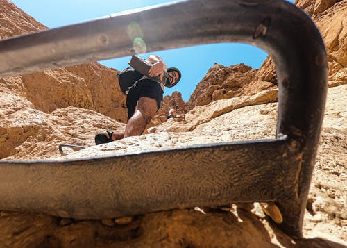 Foto profissional grátis de aventura, céu, cor, deserto