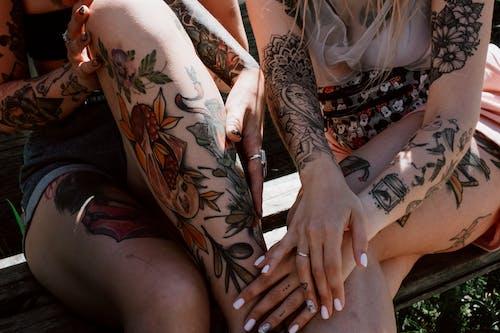 Δωρεάν στοκ φωτογραφιών με lifestyle, tattoo, αγάπη