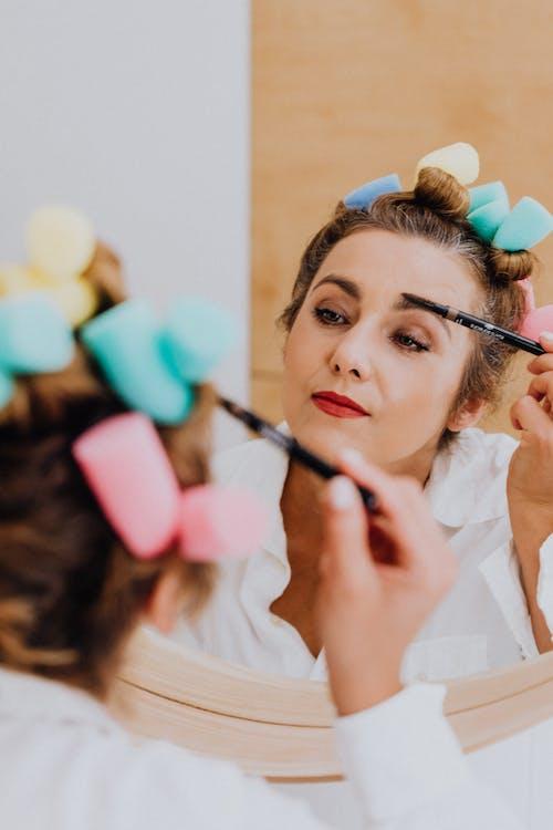 Fotos de stock gratuitas de cabello, cabellos, ceja