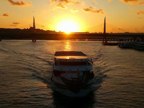 Free stock photo of beautiful landscape, boat, Istanbul