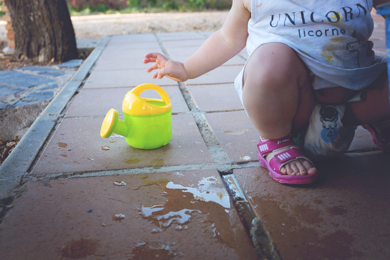 Ingyenes stockfotó baba, nyár, sárga, zöld témában
