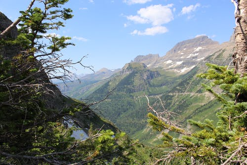 Free stock photo of glacier, mountain, national park