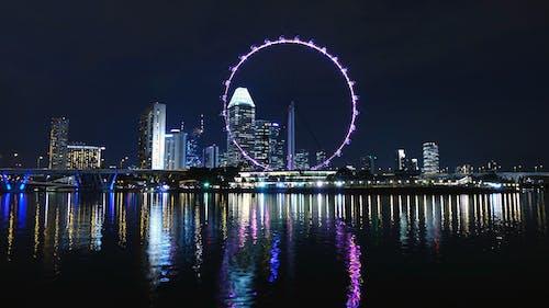 Foto stok gratis bangunan, cityscape, gedung, gedung menara