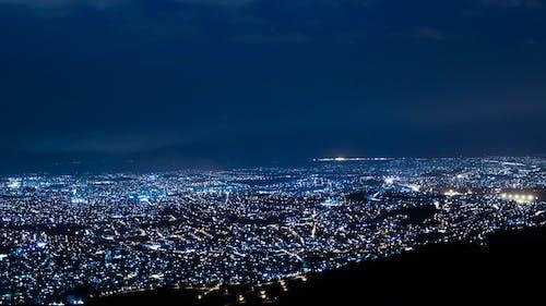 Free stock photo of Belo Horizonte, city at night, city lights, landscape photography
