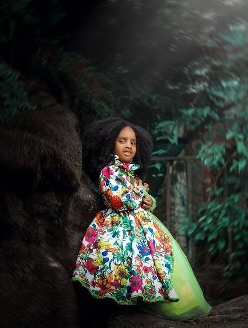 Gratis lagerfoto af afrikansk amerikansk barn, afrikansk amerikansk pige, afrikanske barn