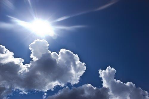 구름, 날씨, 높은, 블루의 무료 스톡 사진