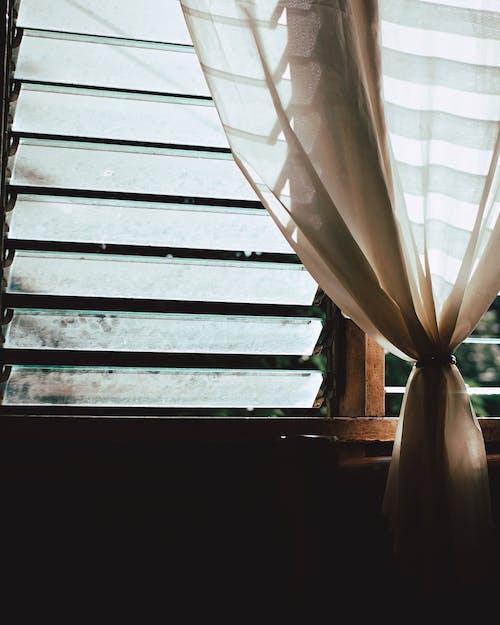 Foto d'estoc gratuïta de contra la llum, estat d'ànim, finestra