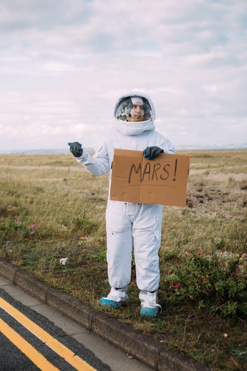 Human Mission to Mars Odds