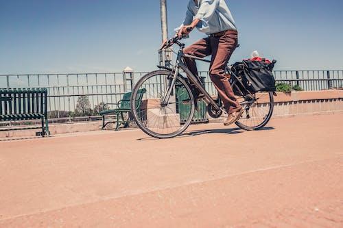 Kostnadsfri bild av cykel, cykling, körning, man