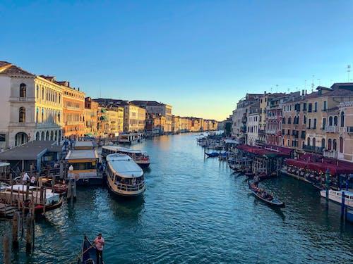 Δωρεάν στοκ φωτογραφιών με grand canal, Άνθρωποι, αρχιτεκτονική