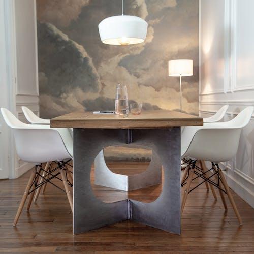Foto d'estoc gratuïta de apartament, cadira, casa