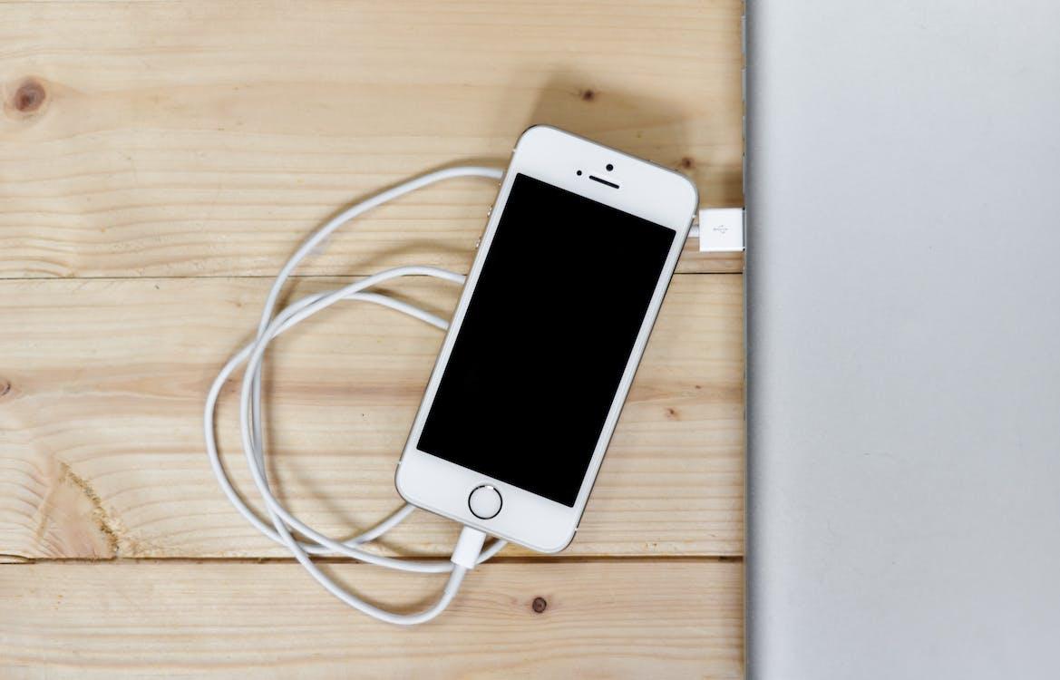 apple, iPhone, USB