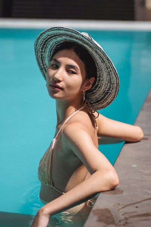 Fotos de stock gratuitas de agua, al aire libre, alegría, baño de sol