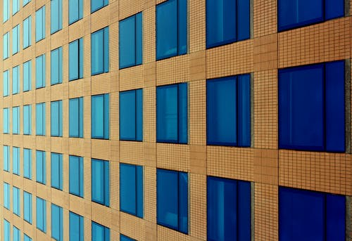 Kostnadsfri bild av abstrakt, apelsin, arbete, arkitektonisk