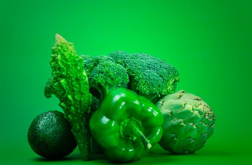 Free stock photo of art, avocado, broccoli