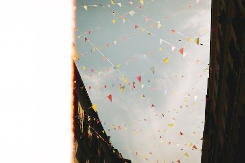 Бесплатное стоковое фото с 35 мм пленка, абстрактный, бумага