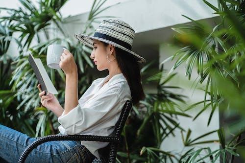 休息, 休閒, 側面圖, 優雅 的 免費圖庫相片