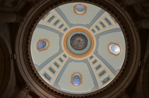 Imagine de stoc gratuită din acoperiș, albastru, arhitectură