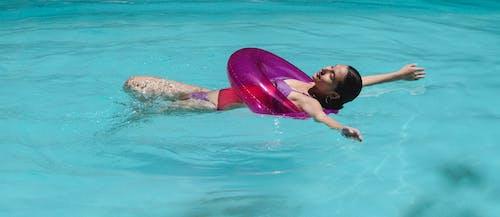 Fotos de stock gratuitas de acostado, agua, aguamarina, al aire libre