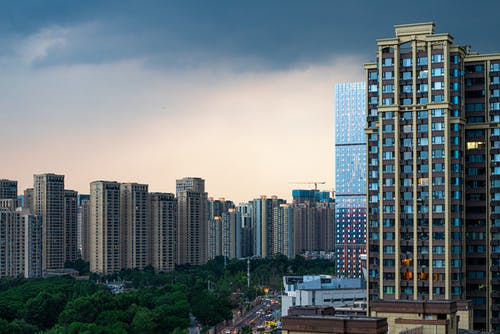 Základová fotografie zdarma na téma apartmán, architektura, budova