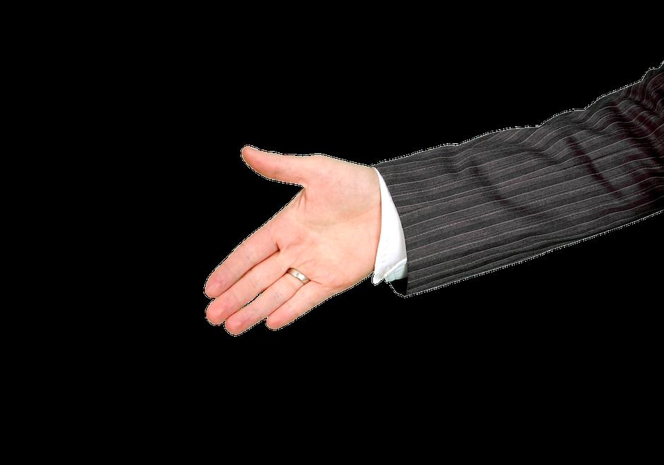 Person Wearing Black Suit Coat