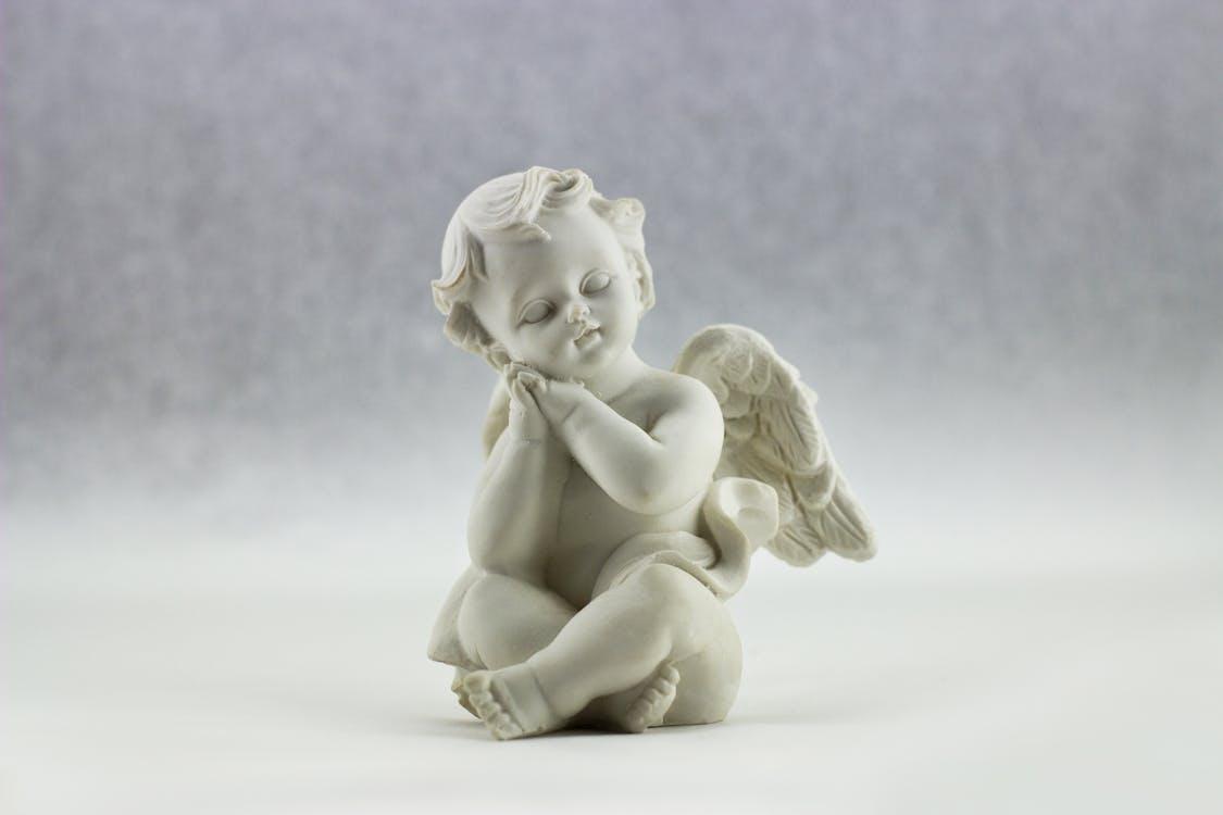 ángel, Arte, blanco