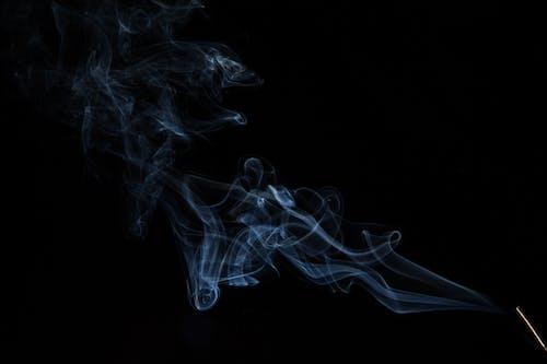 Základová fotografie zdarma na téma HD tapeta, kadidlo, kouř, kouřit