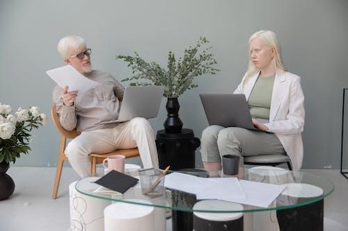 Gratis lagerfoto af abnormitet, albino, arbejde