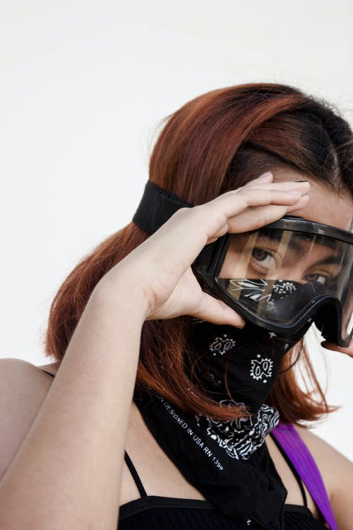 Free stock photo of cyberpunk, editorial, editorial fashion