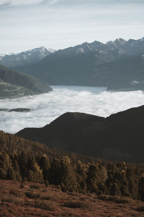 Бесплатное стоковое фото с HD-обои, вода, гора