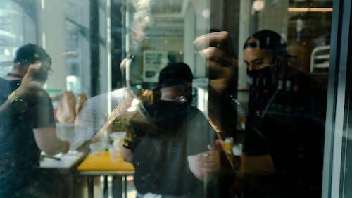 反射, 客戶服務, 攝影, 玻璃窗 的 免費圖庫相片