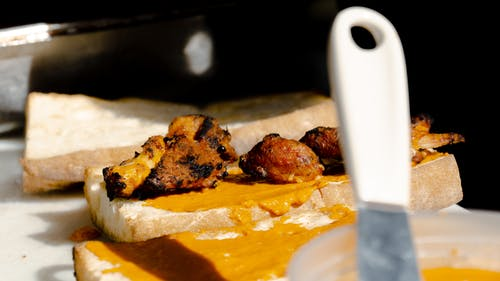 三明治, 雞, 食物, 餐廳 的 免費圖庫相片